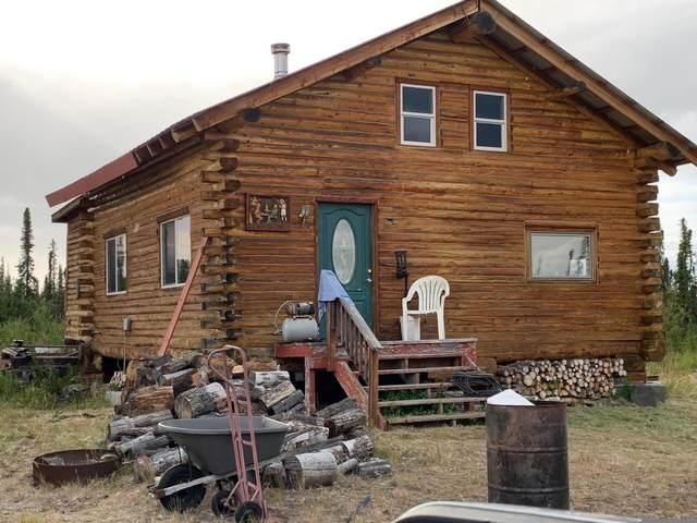 Mi 184.5 Glenn Highway, Glennallen, AK 99588 (MLS #20-11131) :: RMG Real Estate Network   Keller Williams Realty Alaska Group