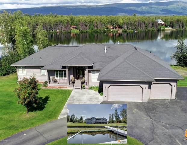 4993 W Bryce Circle, Wasilla, AK 99623 (MLS #20-12411) :: RMG Real Estate Network | Keller Williams Realty Alaska Group