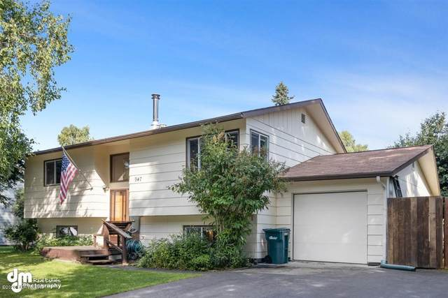 947 W 73rd Avenue, Anchorage, AK 99518 (MLS #20-12466) :: Wolf Real Estate Professionals