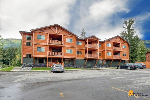 330 Hightower Road #B-102, Girdwood, AK 99587 (MLS #20-12637) :: Wolf Real Estate Professionals