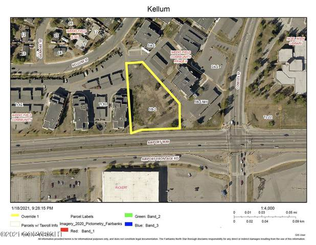 L3B-2 Kellum Street, Fairbanks, AK 99701 (MLS #20-13437) :: RMG Real Estate Network | Keller Williams Realty Alaska Group