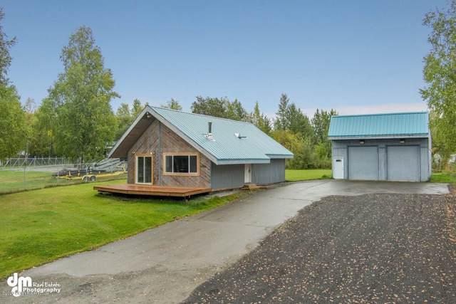 14980 W Beaver Circle, Big Lake, AK 99652 (MLS #20-13648) :: Team Dimmick