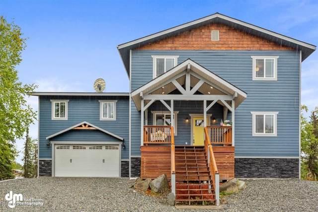4102 Little Rain Road, Wasilla, AK 99654 (MLS #20-13898) :: RMG Real Estate Network | Keller Williams Realty Alaska Group