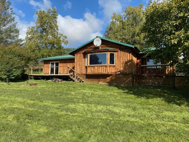 5155 Spencer Drive, Homer, AK 99603 (MLS #20-14213) :: The Adrian Jaime Group | Keller Williams Realty Alaska