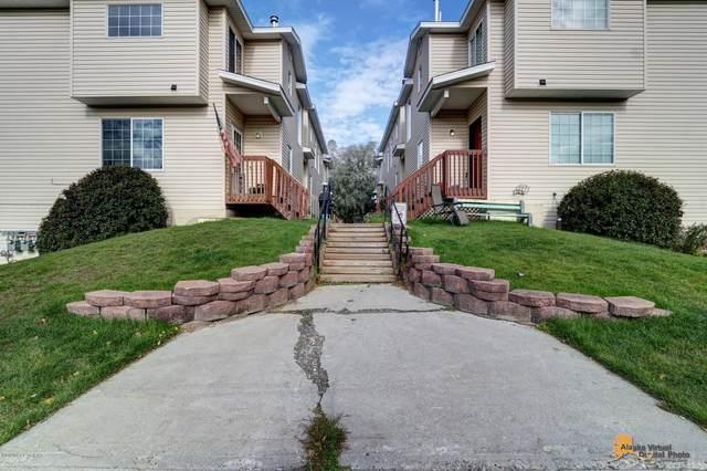 6953 Gold Kings Avenue #D, Anchorage, AK 99504 (MLS #20-14759) :: Team Dimmick