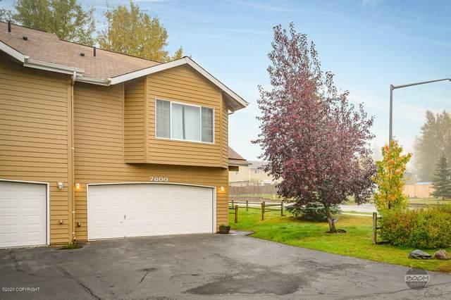7800 Spruce Street #1-A, Anchorage, AK 99507 (MLS #20-14776) :: The Adrian Jaime Group   Keller Williams Realty Alaska