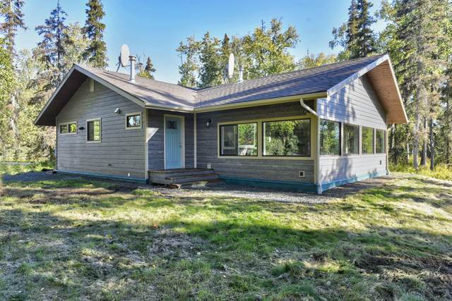 37204 Specklebelly Circle, Kenai, AK 99611 (MLS #20-14844) :: Wolf Real Estate Professionals