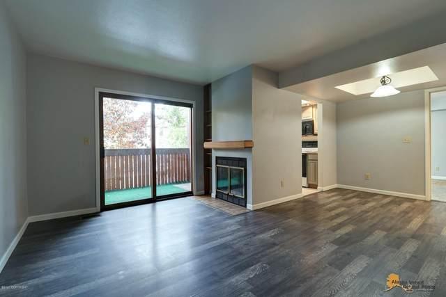 7311 Huntsmen Circle #22E, Anchorage, AK 99518 (MLS #20-15135) :: Wolf Real Estate Professionals