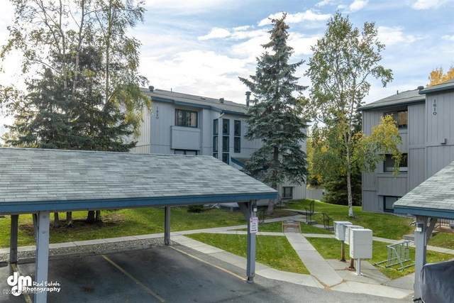1620 Eastridge Drive #303, Anchorage, AK 99501 (MLS #20-15260) :: Wolf Real Estate Professionals