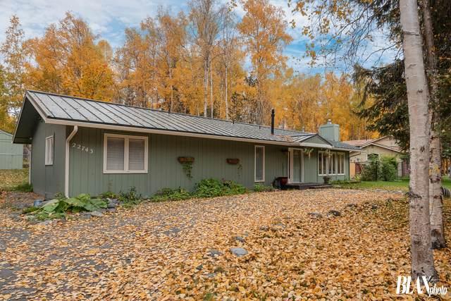 22743 Northwoods Drive, Chugiak, AK 99567 (MLS #20-15285) :: Wolf Real Estate Professionals