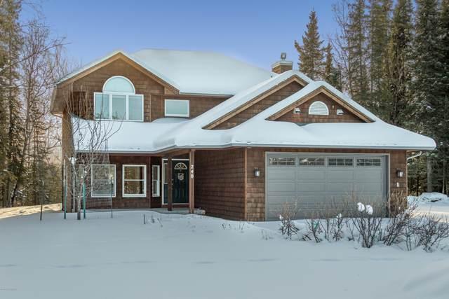 240 Daisy Drive, Soldotna, AK 99669 (MLS #20-1618) :: Roy Briley Real Estate Group