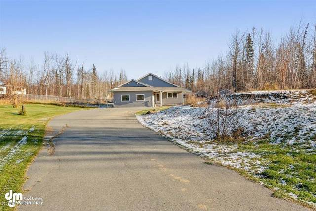 3585 N Ebro Circle, Wasilla, AK 99654 (MLS #20-16269) :: The Adrian Jaime Group | Keller Williams Realty Alaska