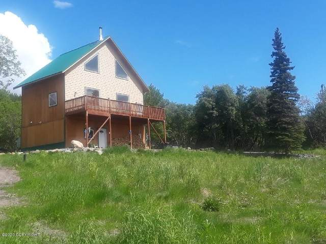 45877 Glenn Highway, Chickaloon, AK 99674 (MLS #20-1682) :: RMG Real Estate Network   Keller Williams Realty Alaska Group