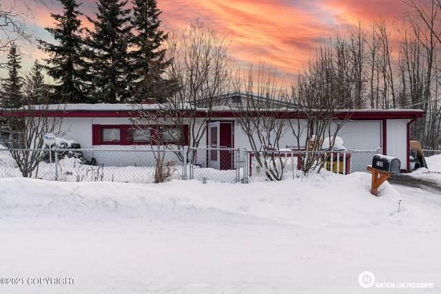 720 Kluane Drive, Anchorage, AK 99504 (MLS #20-17220) :: RMG Real Estate Network | Keller Williams Realty Alaska Group