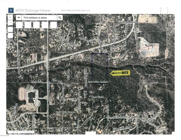 20 Acres Wingsong Drive, Anchorage, AK 99516 (MLS #20-1745) :: RMG Real Estate Network | Keller Williams Realty Alaska Group