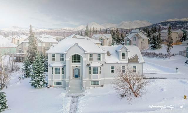 16052 Sunset Bend Circle, Anchorage, AK 99516 (MLS #20-1792) :: RMG Real Estate Network | Keller Williams Realty Alaska Group
