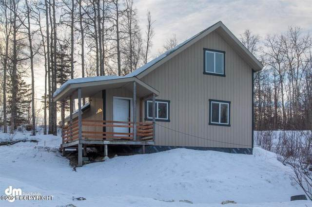 9551 Buffalo Mine Road, Palmer, AK 99645 (MLS #20-18526) :: Alaska Realty Experts
