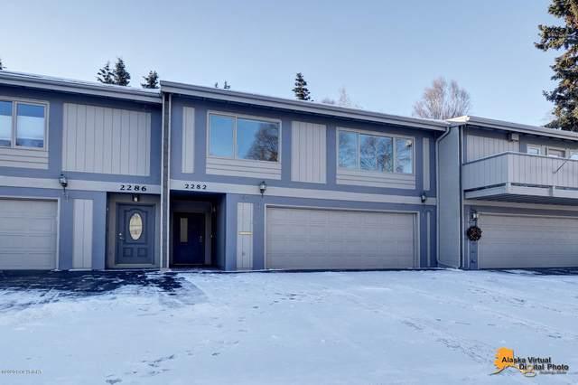 2282 Sorbus Way, Anchorage, AK 99508 (MLS #20-2063) :: RMG Real Estate Network | Keller Williams Realty Alaska Group
