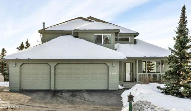 5300 Wood Hall Drive, Anchorage, AK 99516 (MLS #20-2127) :: Wolf Real Estate Professionals