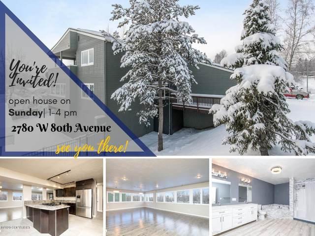 2780 W 80th Avenue, Anchorage, AK 99502 (MLS #20-2186) :: RMG Real Estate Network | Keller Williams Realty Alaska Group