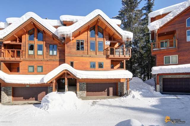 316 Arlberg Avenue #1C, Girdwood, AK 99587 (MLS #20-2543) :: RMG Real Estate Network | Keller Williams Realty Alaska Group