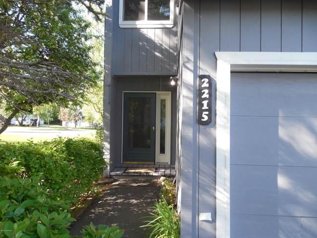 2215 Radiant Circle, Anchorage, AK 99501 (MLS #20-2818) :: Team Dimmick