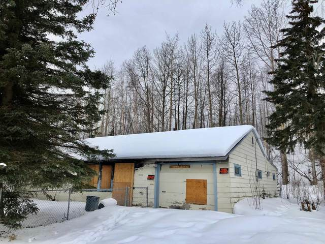 1806 Twining Drive, Anchorage, AK 99504 (MLS #20-3537) :: Team Dimmick
