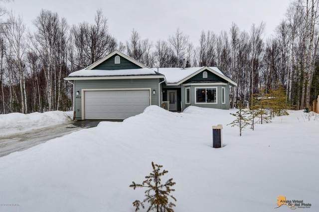 4802 N Flintstone Circle, Wasilla, AK 99654 (MLS #20-3761) :: RMG Real Estate Network   Keller Williams Realty Alaska Group