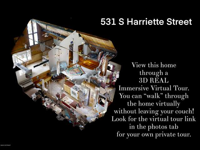 531 S Harriette Street, Wasilla, AK 99654 (MLS #20-3837) :: RMG Real Estate Network | Keller Williams Realty Alaska Group