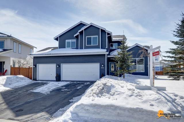 5763 Kenai Fjords Loop, Anchorage, AK 99502 (MLS #20-4585) :: Roy Briley Real Estate Group