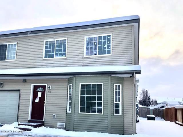 158 Rusty Allen Place #16, Anchorage, AK 99504 (MLS #20-622) :: Wolf Real Estate Professionals
