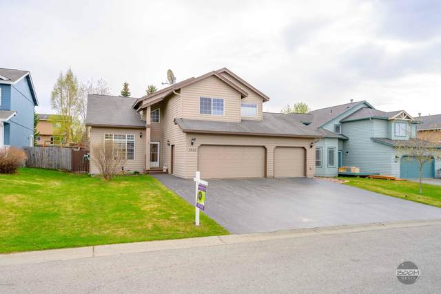2522 Wintercrest Circle, Anchorage, AK 99516 (MLS #20-6441) :: Alaska Realty Experts