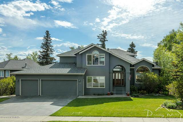 12946 Lindsey Drive, Anchorage, AK 99516 (MLS #20-6735) :: Synergy Home Team