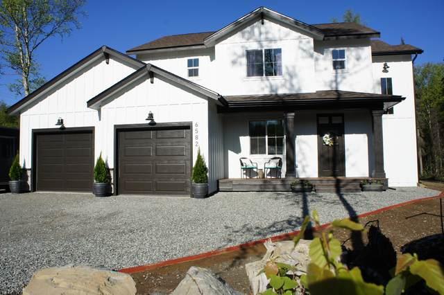 6582 W Creeksedge Drive, Wasilla, AK 99623 (MLS #20-7585) :: RMG Real Estate Network | Keller Williams Realty Alaska Group