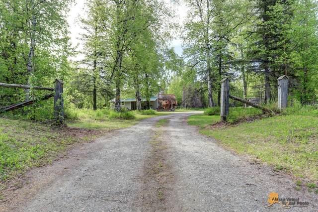 10600 E Jensen Road, Palmer, AK 99645 (MLS #20-7652) :: RMG Real Estate Network   Keller Williams Realty Alaska Group