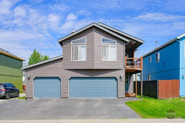 3131 Carriage Drive, Anchorage, AK 99507 (MLS #20-7666) :: Team Dimmick