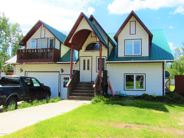 4705 Nistler Road, Delta Junction, AK 99737 (MLS #20-9279) :: RMG Real Estate Network | Keller Williams Realty Alaska Group
