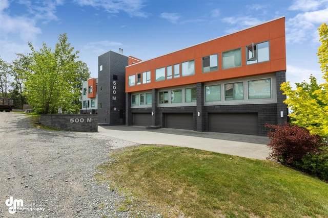 500 M Street #304, Anchorage, AK 99501 (MLS #20-9366) :: Wolf Real Estate Professionals