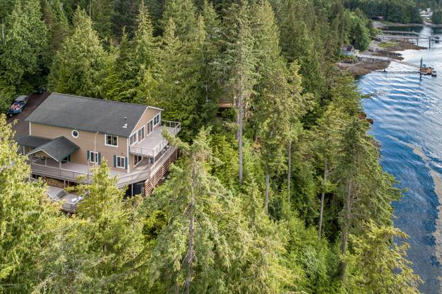 178 W Marblehead Lane, Ketchikan, AK 99901 (MLS #20-9646) :: Roy Briley Real Estate Group