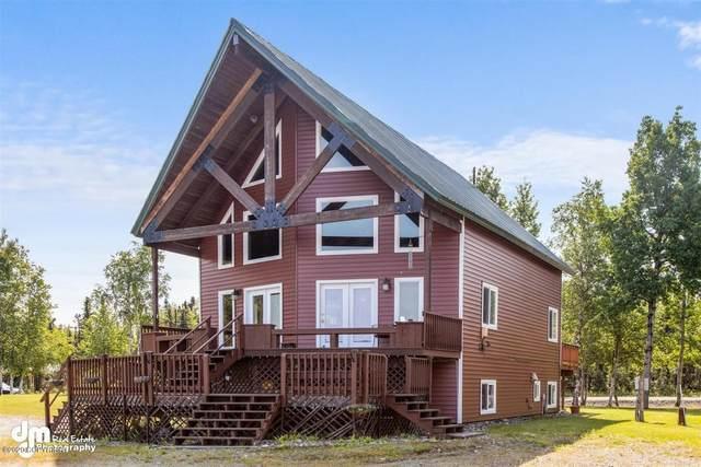 14423 Wilderness Rim Road, Willow, AK 99688 (MLS #20-9771) :: RMG Real Estate Network | Keller Williams Realty Alaska Group
