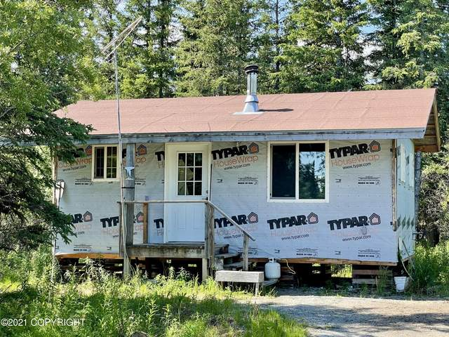 Mi 117.2 Richardson Highway, Glennallen, AK 99588 (MLS #21-10030) :: RMG Real Estate Network | Keller Williams Realty Alaska Group