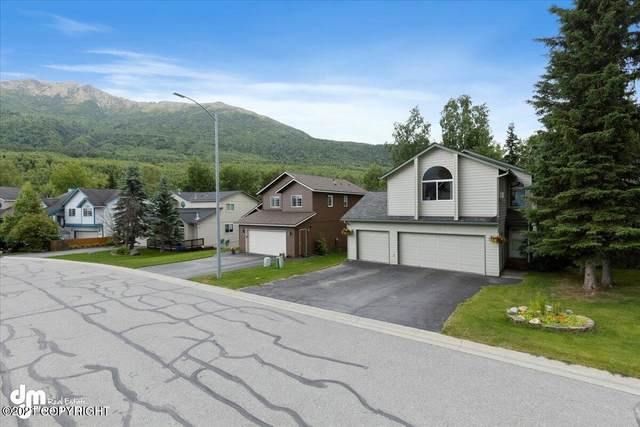 19008 Mountain Point Circle, Eagle River, AK 99577 (MLS #21-10452) :: Berkshire Hathaway Home Services Alaska Realty Palmer Office