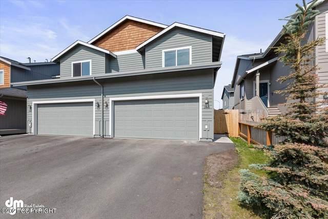 368 Skwentna Drive, Anchorage, AK 99504 (MLS #21-10923) :: Team Dimmick