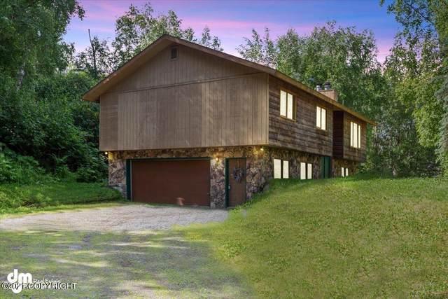 25220 Schaff Drive, Chugiak, AK 99567 (MLS #21-10930) :: Daves Alaska Homes