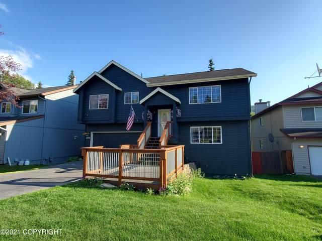 18740 Katelyn Circle, Eagle River, AK 99577 (MLS #21-10994) :: Team Dimmick