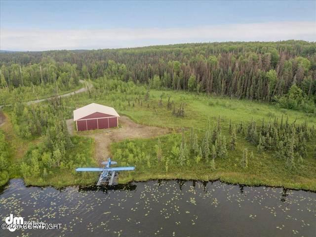 4530 N Jolly Roger Circle, Wasilla, AK 99623 (MLS #21-11025) :: Alaska Realty Experts