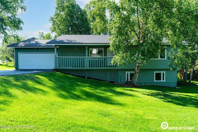 19002 Whirlaway Road, Eagle River, AK 99577 (MLS #21-11063) :: Berkshire Hathaway Home Services Alaska Realty Palmer Office
