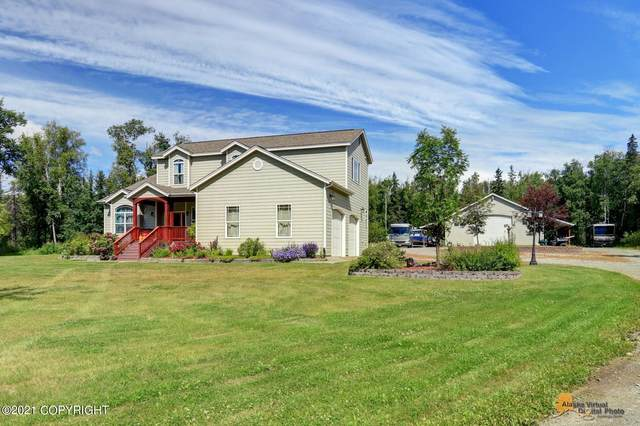 283 E Eagle Vista Circle, Wasilla, AK 99654 (MLS #21-11287) :: RMG Real Estate Network | Keller Williams Realty Alaska Group