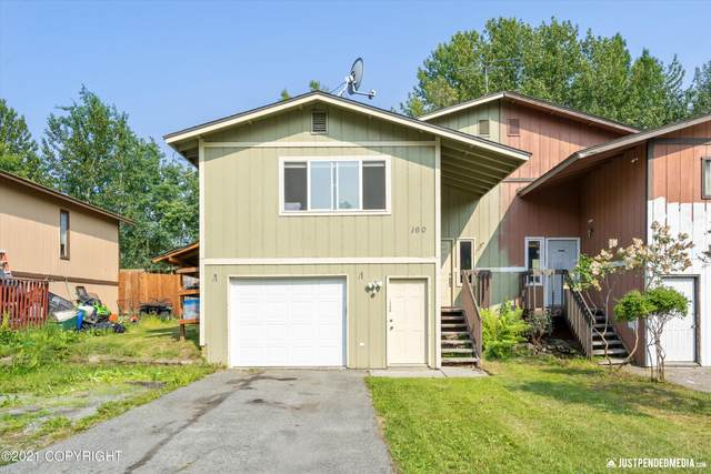 160 Ocean Park Drive, Anchorage, AK 99515 (MLS #21-11325) :: Wolf Real Estate Professionals