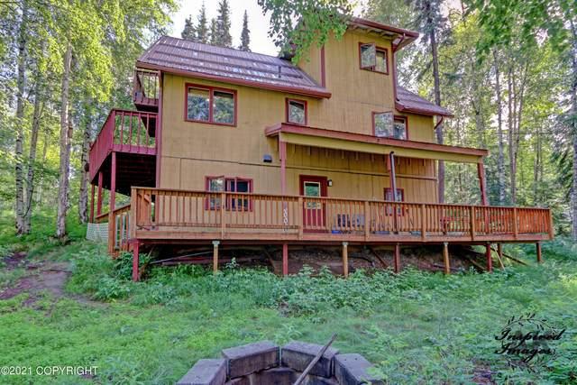 386 Crestmont Drive, Fairbanks, AK 99709 (MLS #21-11496) :: Wolf Real Estate Professionals